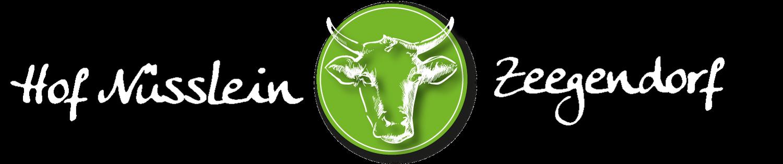Hof Nüsslein – Wohlfühl Rinderzucht aus der Fränkischen Schweiz